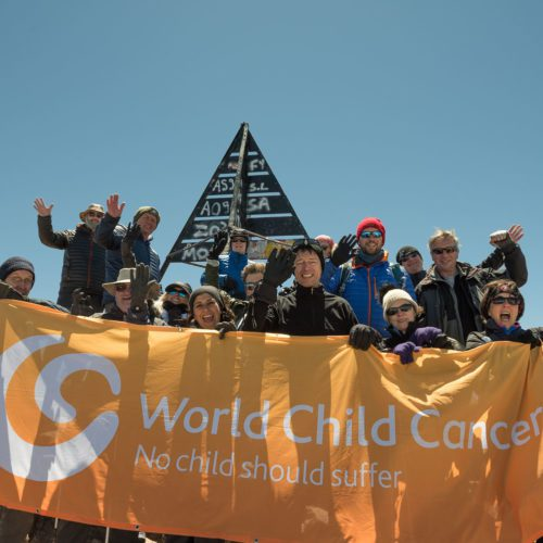 World Child Cancer Partnership Fundraiser